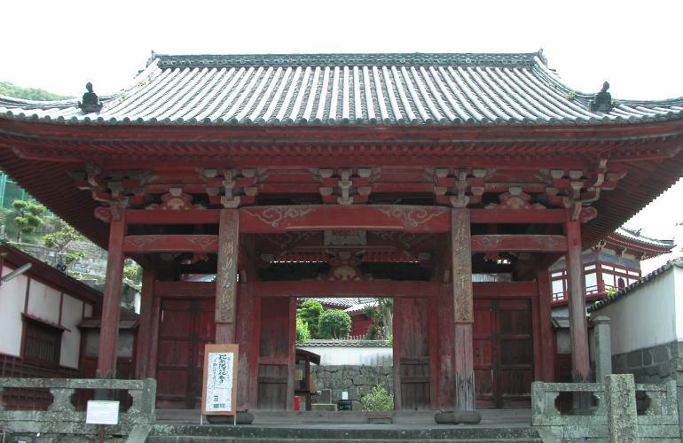 旅行記 ・東明山興福寺 - 長崎市