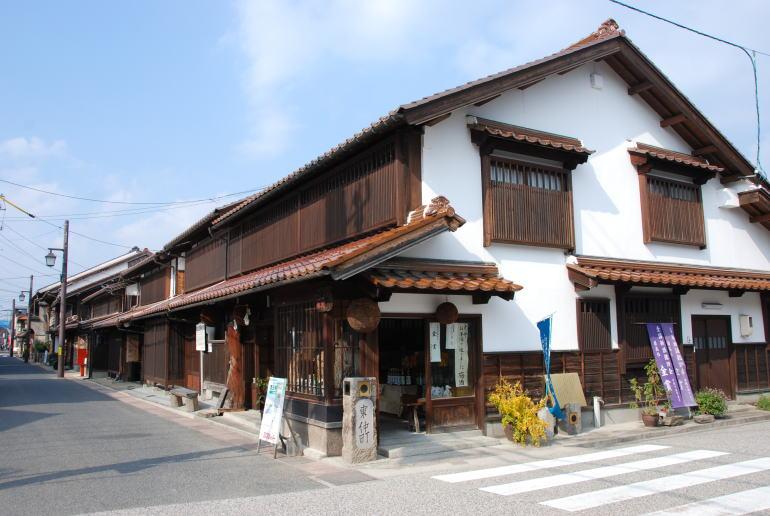 倉吉 - 鳥取県倉吉市 / 旅行記