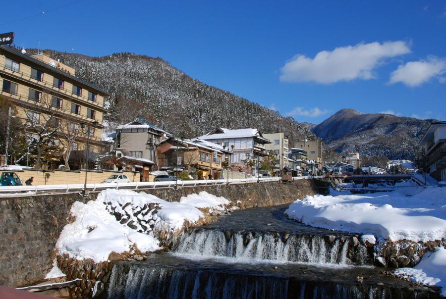 旅行記 ・渋温泉 - 長野県下高井郡山ノ内町